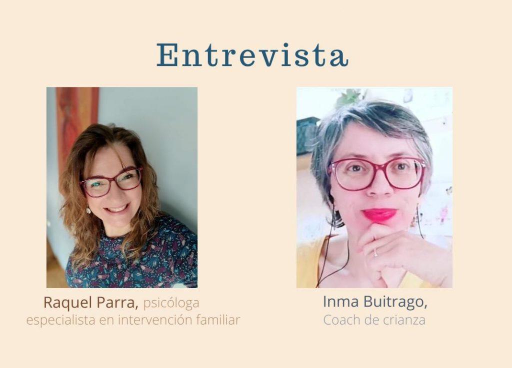 """Entrevista Inma Buitrago: """"Conviete el enfado en tu aliado"""""""
